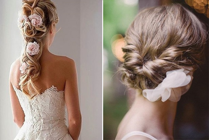 Wedding Hairstyle | DIY Wedding Planning