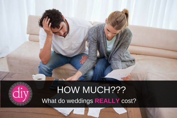 How Much Will My Wedding Cost Counting Pennies