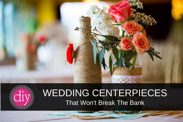 WEDDING CENTERPIECES UNDER $30