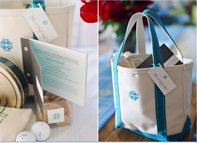 Blog Post 1 Welcome Bags